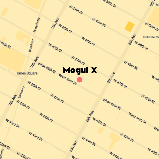Address map